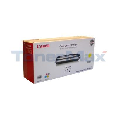 CANON 117 TONER YELLOW